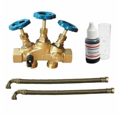 Wasserenthärter Zubehör für Enthärtungsanlagen